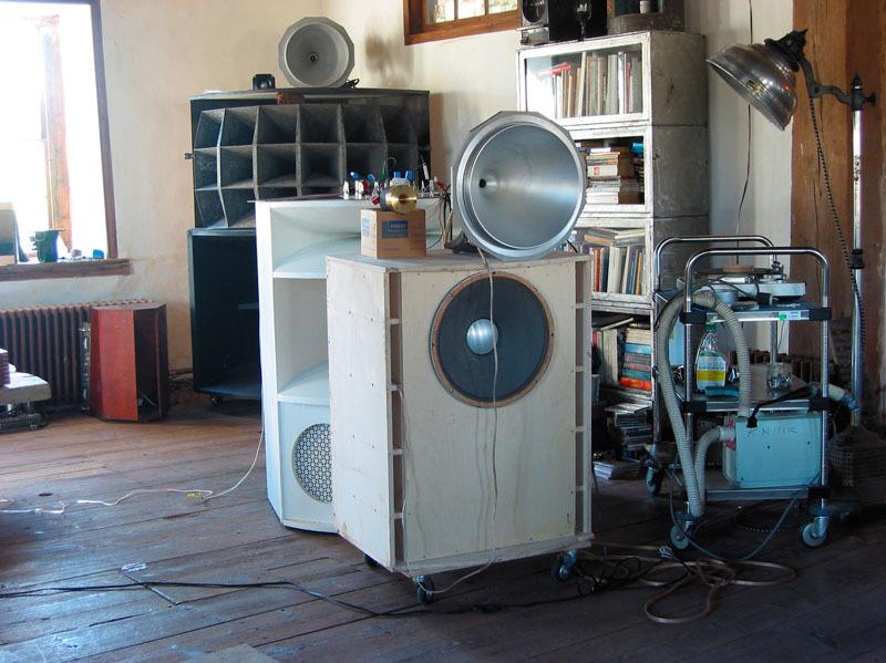 DIY Horn speakers? - HiFi - Audio Abattoir